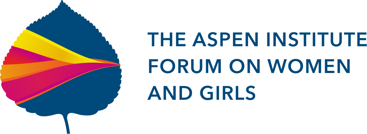 Aspen Institute Forum on Women and Girls logo